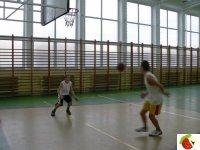 Sobotni trening Koszykówki...